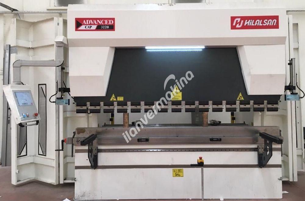 HİLALSAN ADVANCED CAP 3220 - 3 METRE 220 TON CNC ABKANT