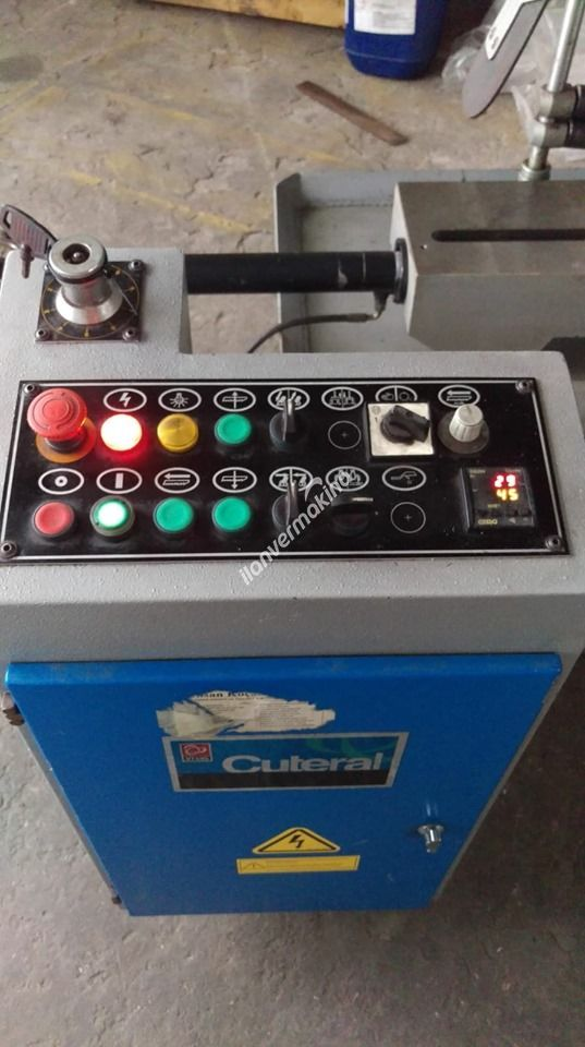 Cuteral 350 Tam Otomatik Şerit Testere