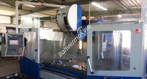 CNC Bed Freze Makinesi