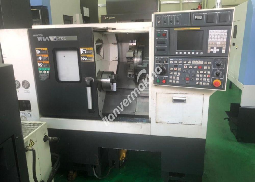 CNC TORNA HYUNDAI WIA 8 INC CNC TORNA