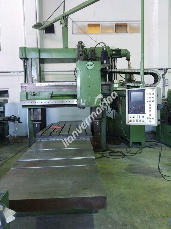 CNC Portal Freze  1250x1500x2500