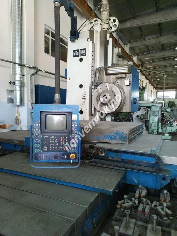 UNİON BFT130 CNC BORVERK