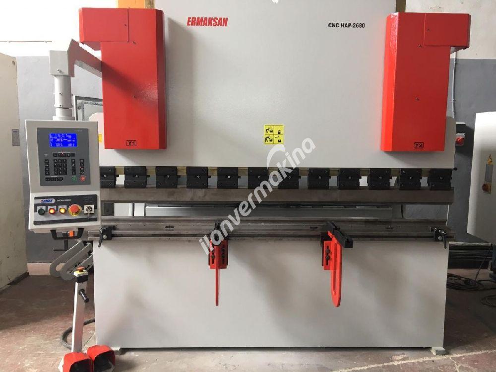 ERMAKSAN CNC HAP 2600X80 ABKANT PRES