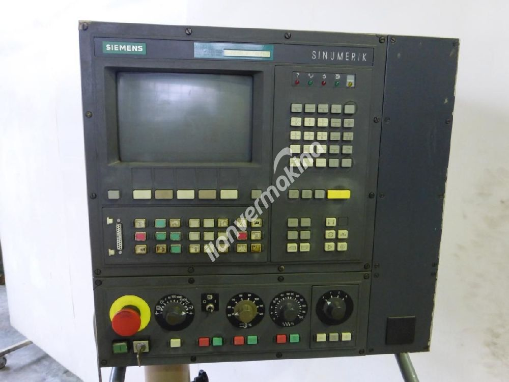 Chiron 630luk CNC Dik işleme Merkezi