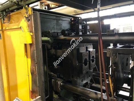 Soğuk Kamaralı Metal Enjeksiyon Makinesi