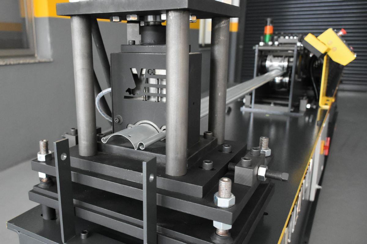 Yücesan Profesyonel Sac Şekillendirme Makineleri - Özel Üretim Rollform Makineleri