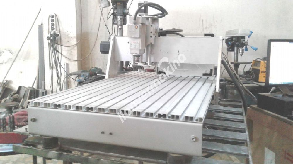 Masaüstü Glx50100slm Cnc Router Makine