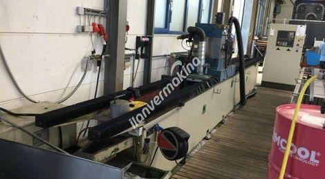 CNC Çanak Taşlama Bıçak Bileme Makinesi