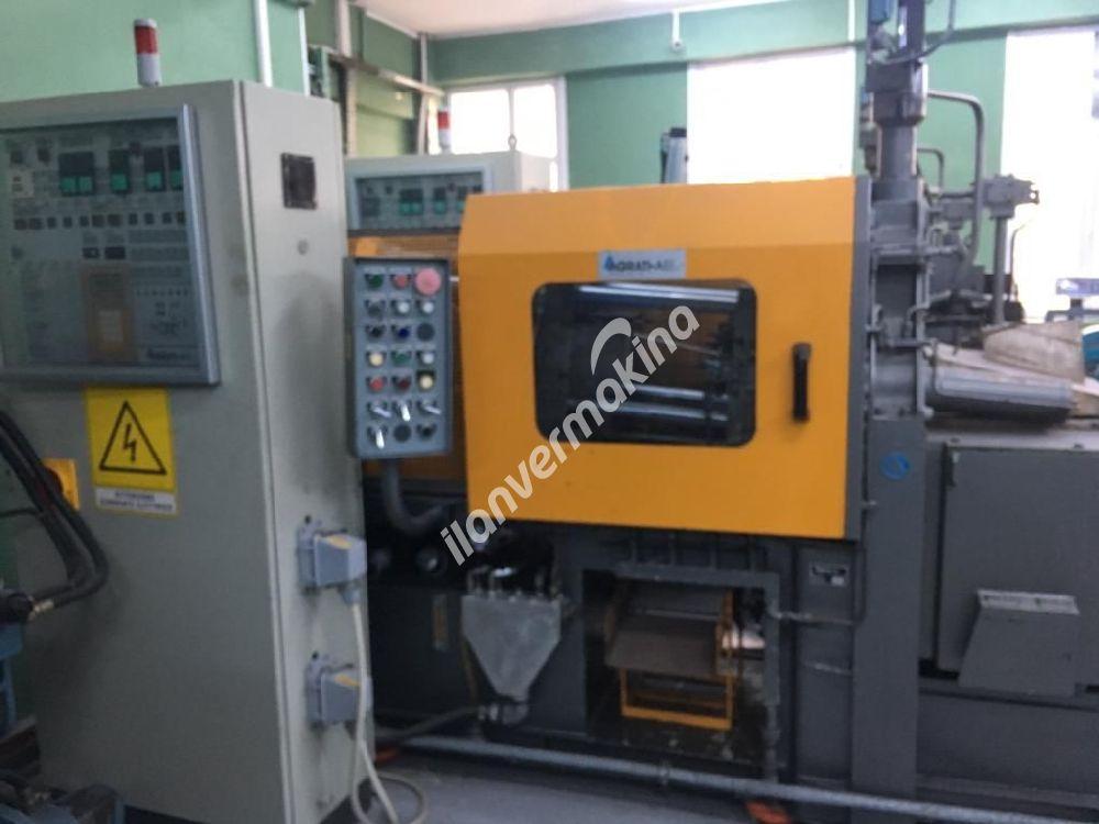 35 Ton Zamak Enjeksiyon ( press ) Makinası