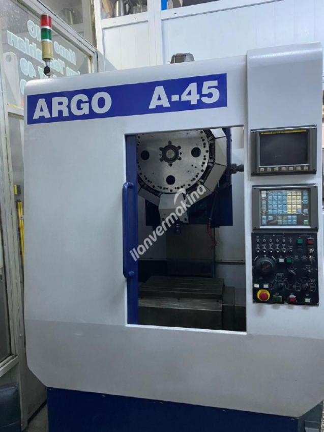 ÇOK TEMİZ 450 LİK ARGO A45 TAPPİNG CENTER
