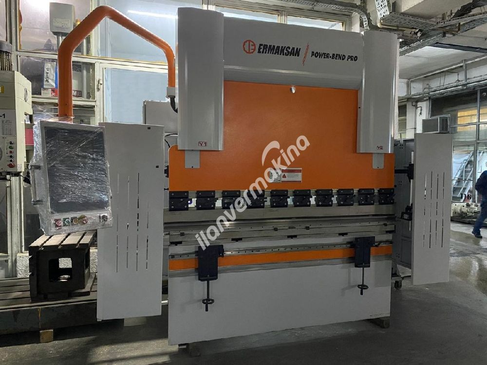 2014 MODEL CNC ERMAKSAN 2 METRE 60 TON ABKANT SIFIR AYARINDA