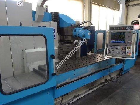 İspanyol CNC Bed Freze Makinesi 2000lik X hareket