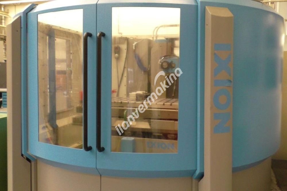 CNC Derin Delik Delme Makinesi