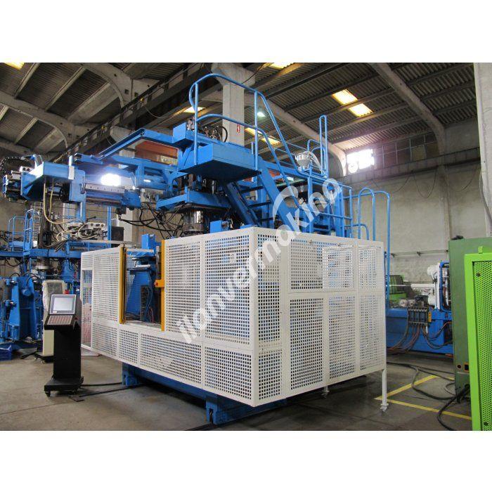 plastik şişirme makinaları