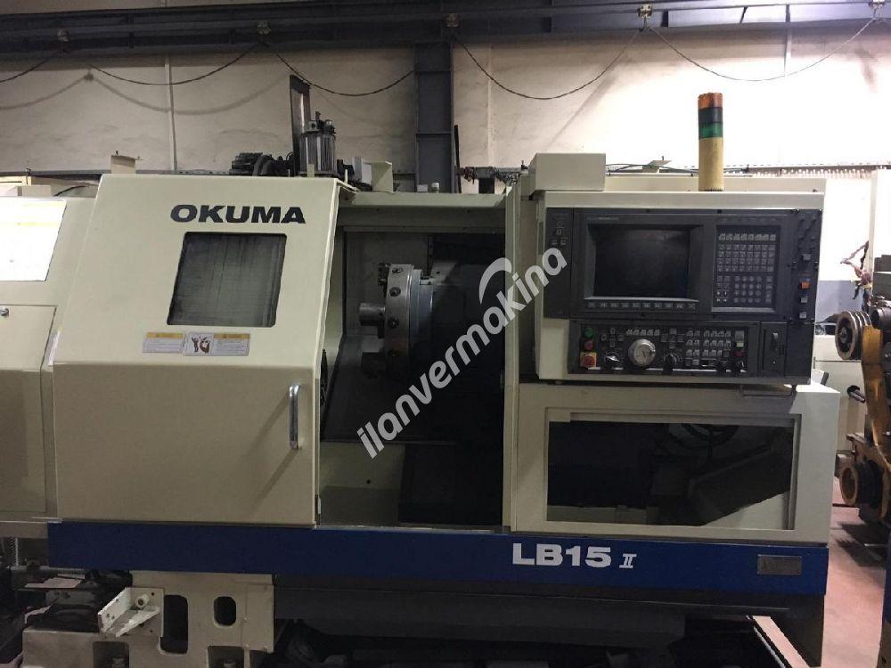 Okuma LB15-II CNC TORNA