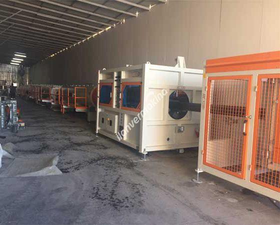 plastik boru üretim makinaları