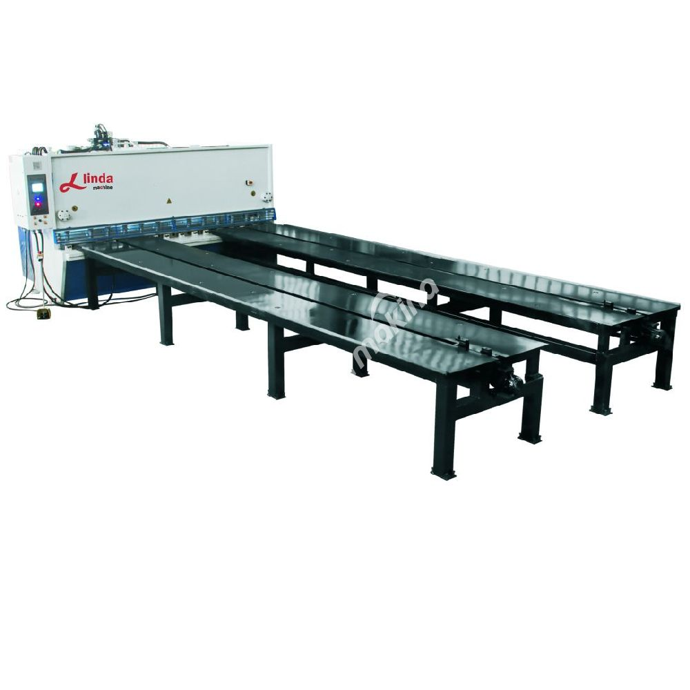 6 meter special front feeding system - Özel Ön Besleme Sistemi