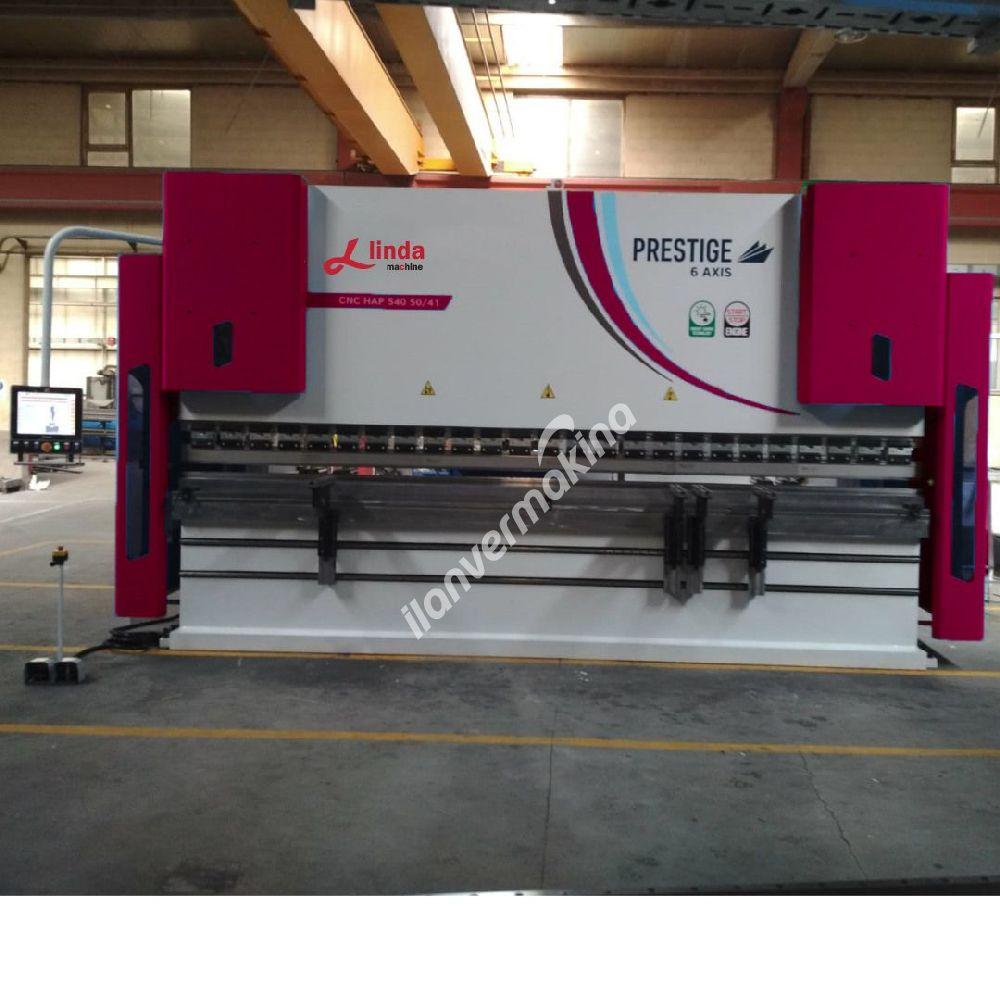 5 Metre 540 Ton 6 EKSEN Abkant Pres - Press Brake