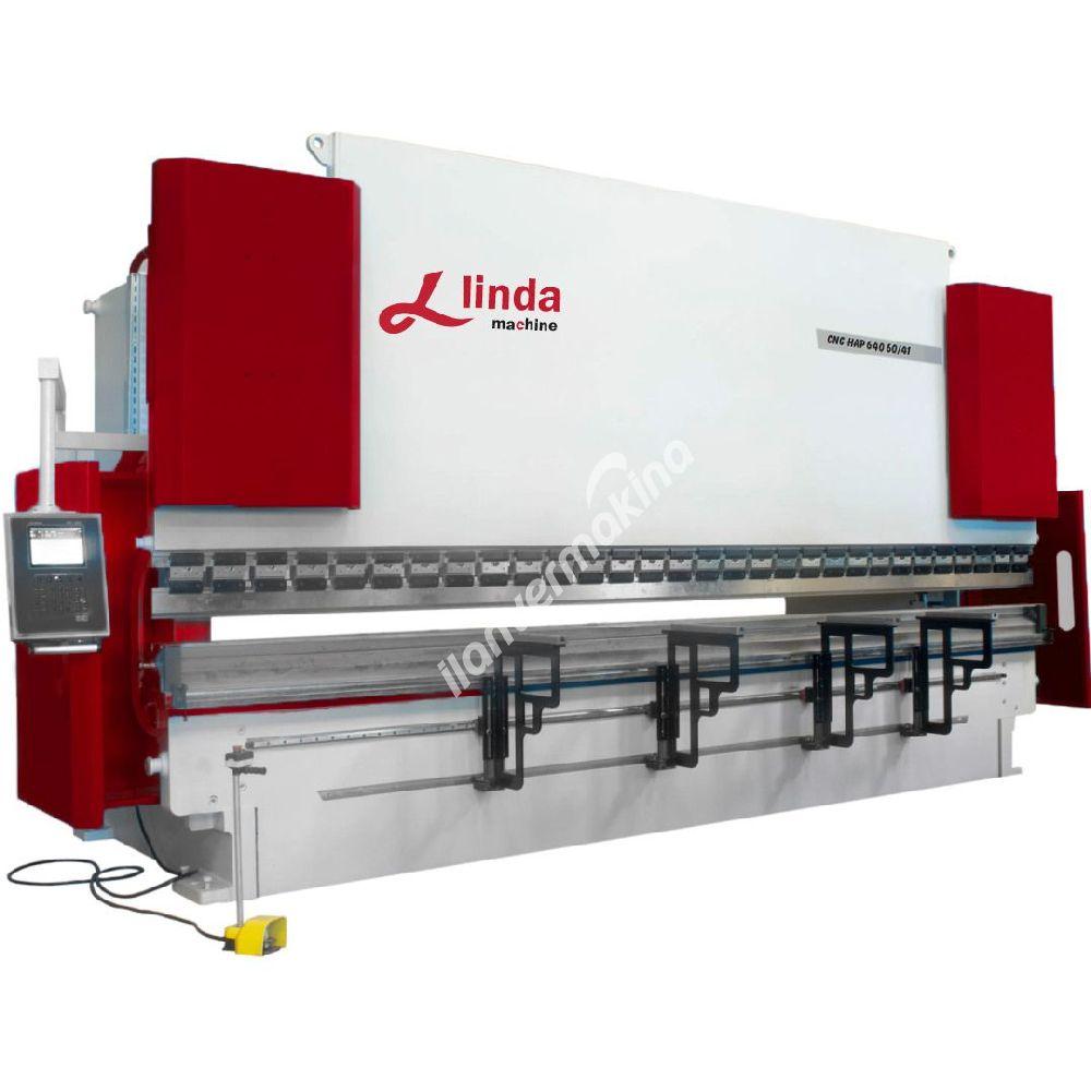 6000 x 640 Ton Abkant Press - Press Brake