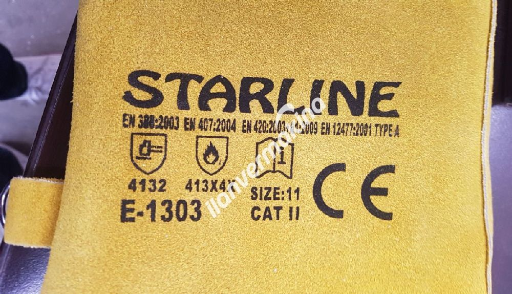 STARLINE E-1303 KAYNAKÇI ELDİVENİ (60 ÇİFT FİYATI)