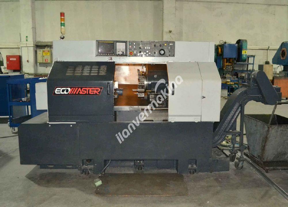 Favory CNC-20L CNC Torna Tezgahı (8 inch)
