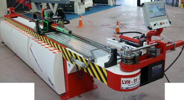 Malafalı CNC Boru Bükme Makinası