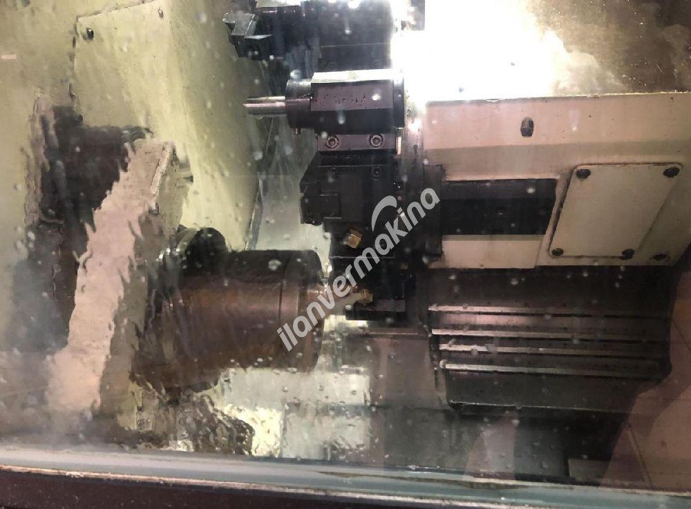 CNC MAZAK QUICK TURN SMART QT 100 S Torna