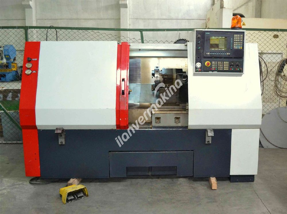 Tezsan Öncü 260/600 CNC Torna Tezgahı