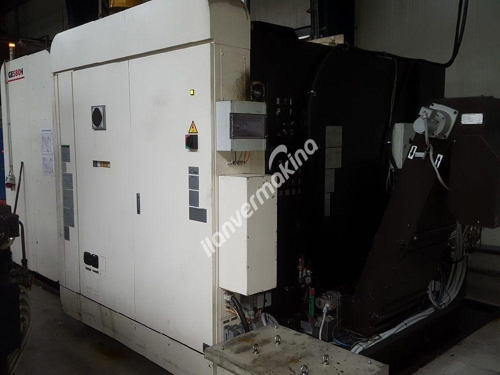 CNC Horizontal Machining Center Enshu GE580H - MGA1392 - 5 axes