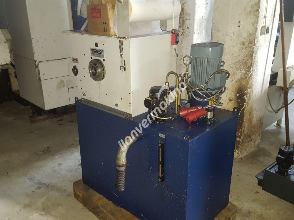 CNC Machining Center Alzmetall BAZ 15 CNC