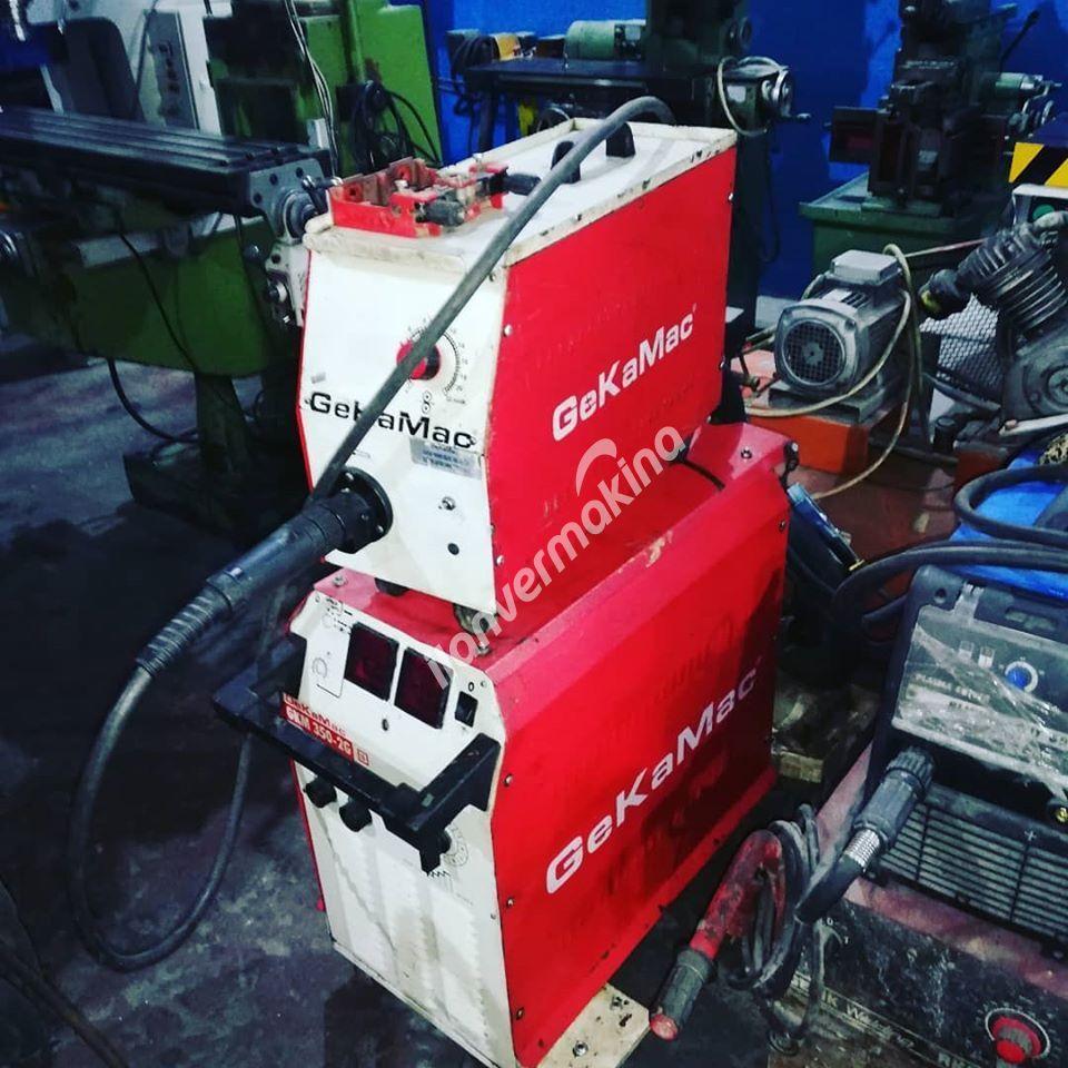 Gazaltı Kaynak 350 Amper Gecamac Marka Çok Temiz
