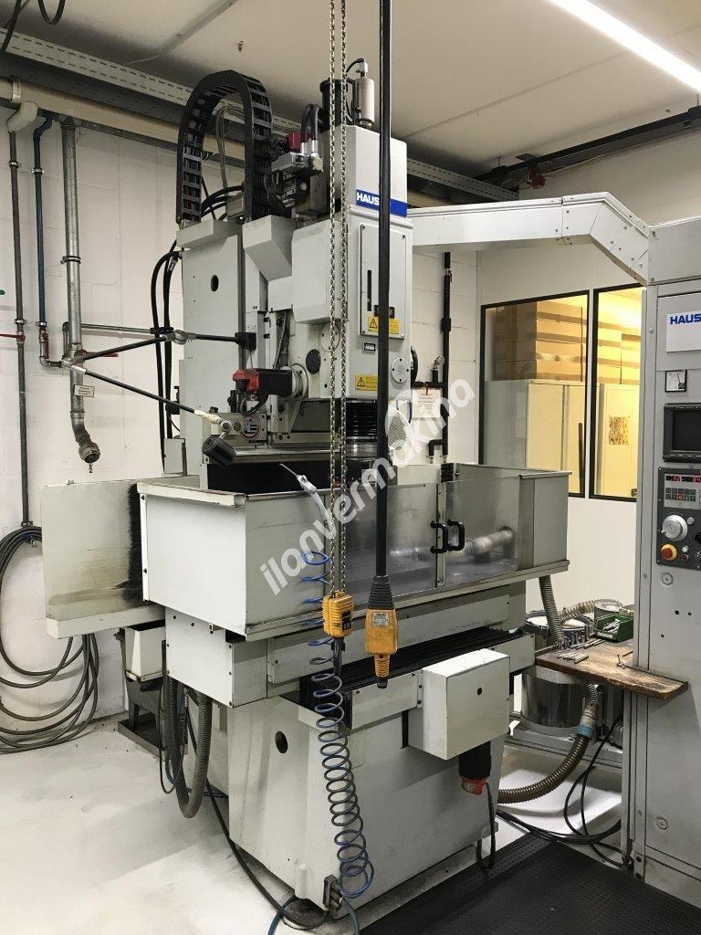 CNC Jig Taşlama Makinesi