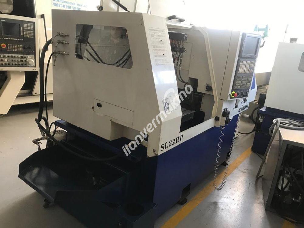HANWHA SL 32 HP CNC Kayar Otomat