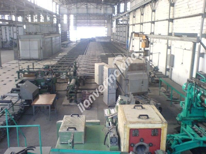 Aluminyum Ekstrüzyon Pres 1400 Ton Induksiyon Biyet ısıtıcılı