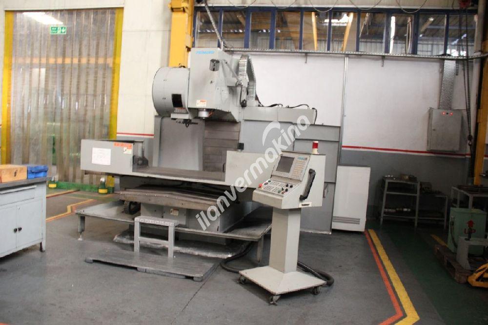 PRIMERO KM 200 CNC Dik İşleme Merkezi