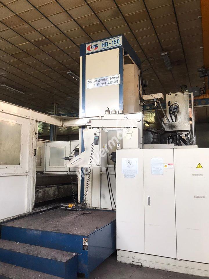 CNC Borwerk