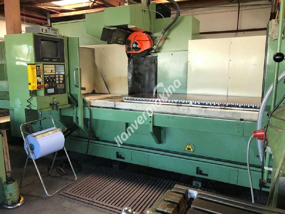 CNC Hassas Satıh Yüzey Taşlama Makinesi