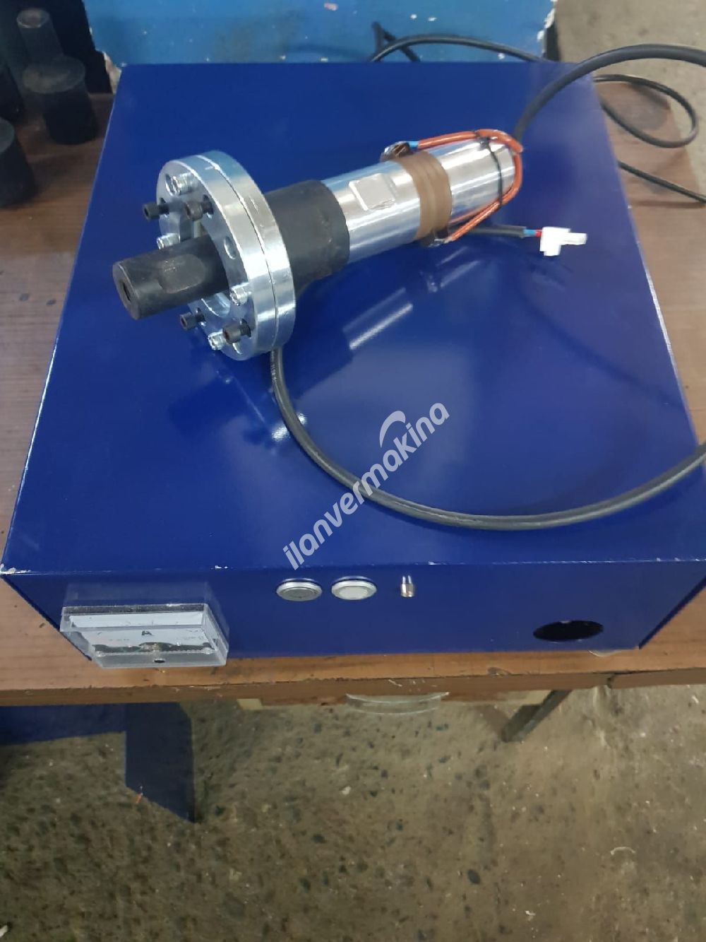 Ultrasonik jeneratör %100 Türk malı 20 yıllık tecrübe
