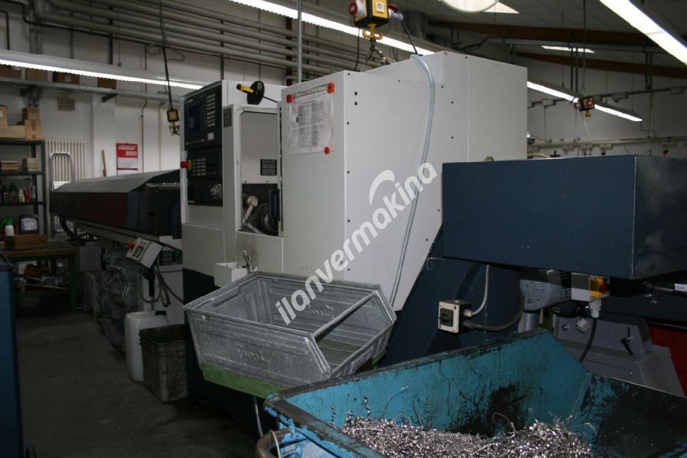 SPİNNER TC 32 CNC TORNA 6 İNC