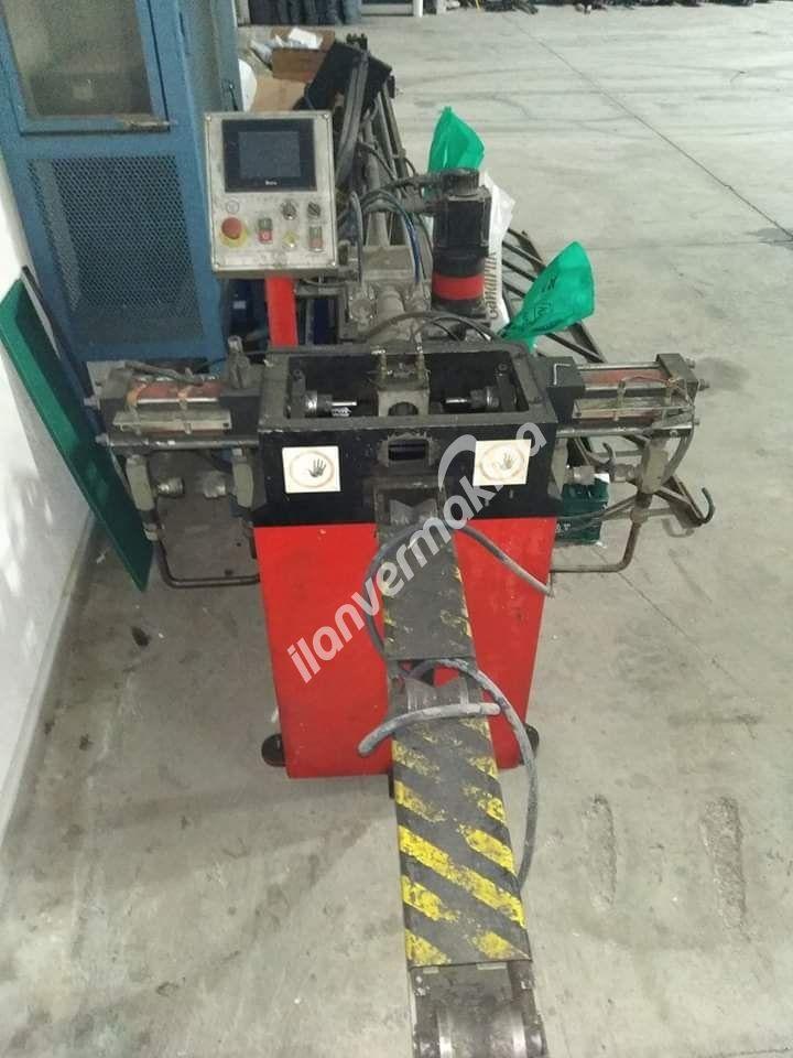 Doğaner Tam Otomatik DMS 60 NC Boru Delme Makinası
