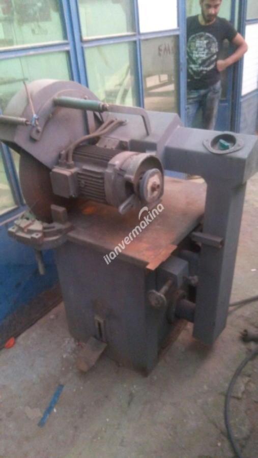 Ostaş Profil Kesme ve Taşlama Makinası 10 HP