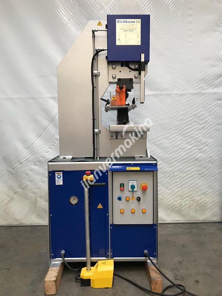 Hidrolik Zımba Makinası HYD 2116