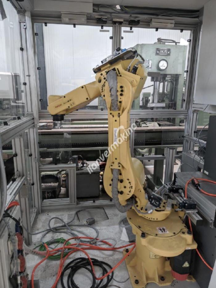 Endüstriyel Kaynak Robotu Fanuc