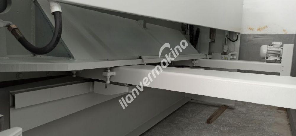 BAYKAL 3100 X10 MM CNC GİYOTİN MAKAS