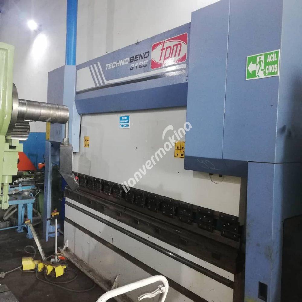 Abkant 10 mm 235 ton model 2015 model
