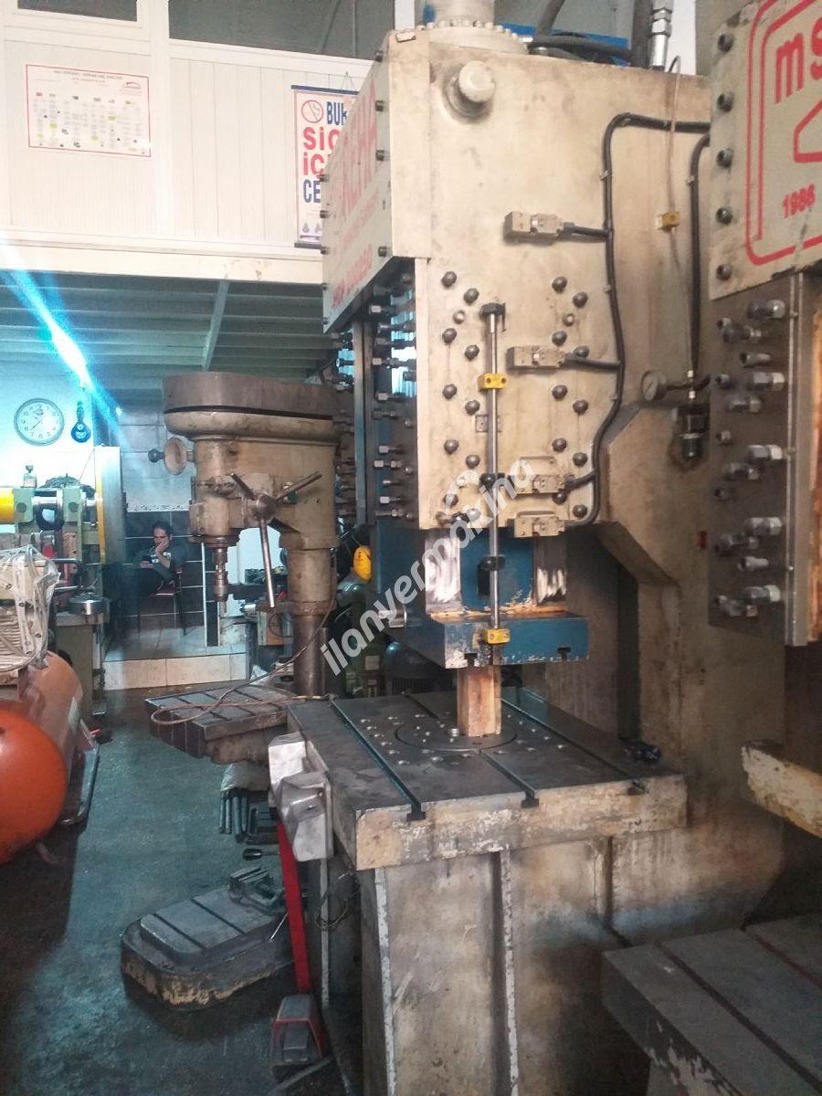 200 ton c tipi pres