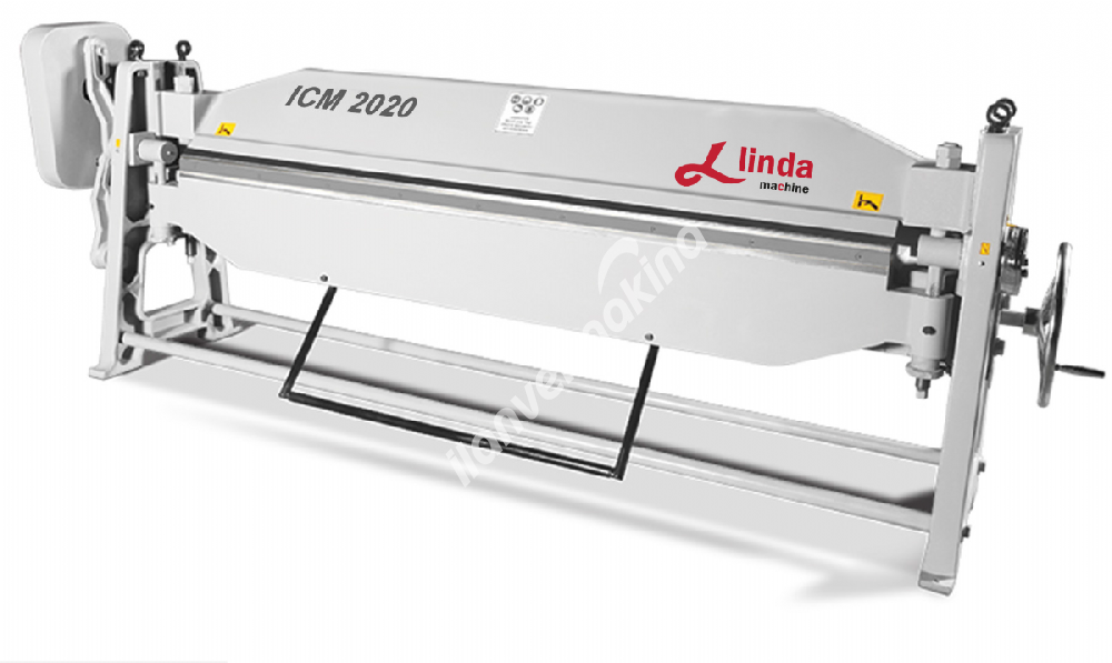 ICM 2020 x 2,00 mm Döküm Caka Kenet/ Casting Folding Clamp