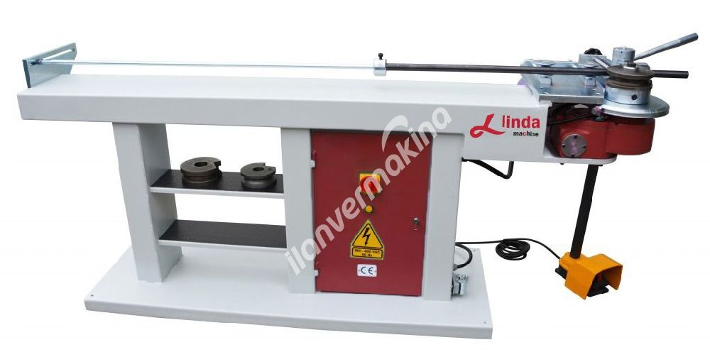 PBM-32 Boru ve Profil Bükme Makinesi/Pipe and Profile Bending Machine