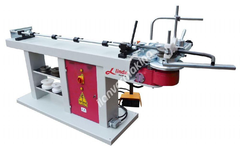 PBM-32 E Boru ve Profil Bükme Makinesi/Pipe and Profile Bending Machine