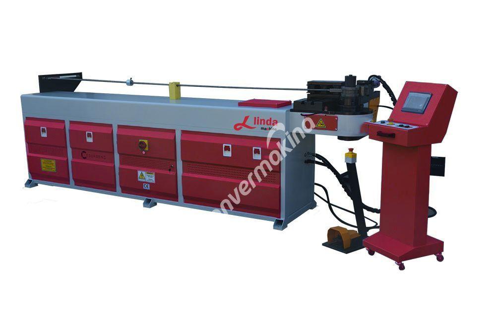 PBH-65 Boru ve Profil Bükme Makinesi/Pipe and Profile Bending Machine